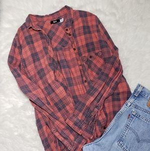 BDG Urban Outfitters flannel size M